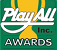 Playall Awards Logo