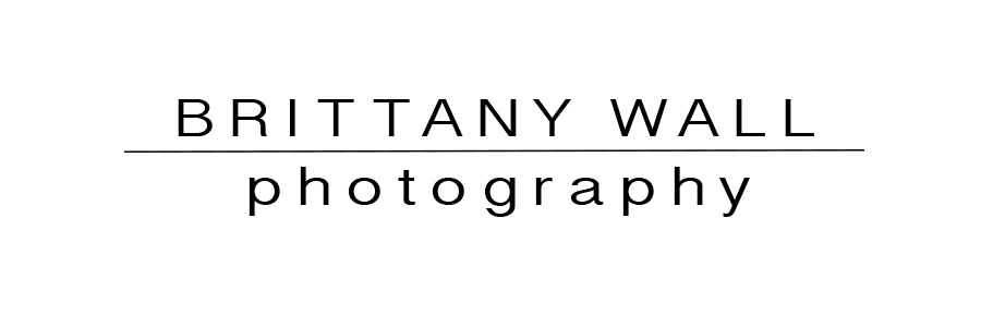 Brittany Wall Photography Logo